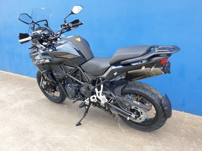 2021 Benelli TRK 502X (ABS) Blue