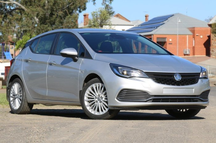 2017 Holden Astra R BK MY17 Silver
