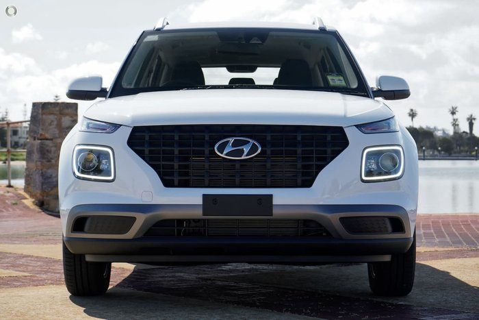 2020 Hyundai Venue Active QX MY20 White