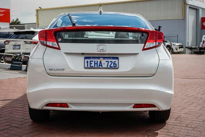 2013 Honda Civic VTi-S 9th Gen MY13 White