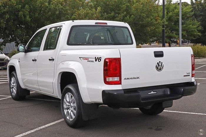 2020 Volkswagen Amarok TDI500 Core 2H MY20 4X4 Dual Range White