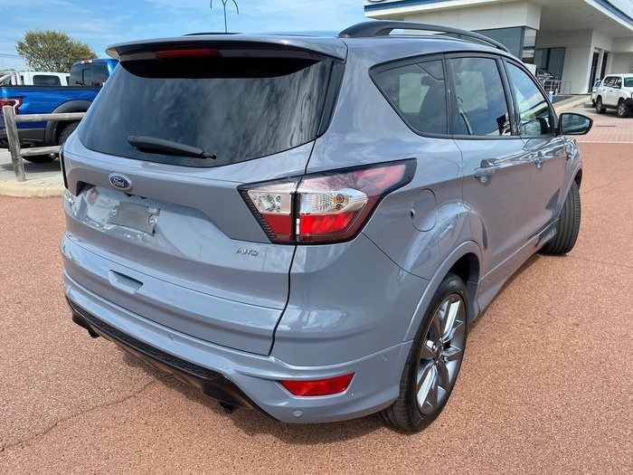 2019 Ford Escape ST-Line ZG MY19.25 4X4 On Demand Grey