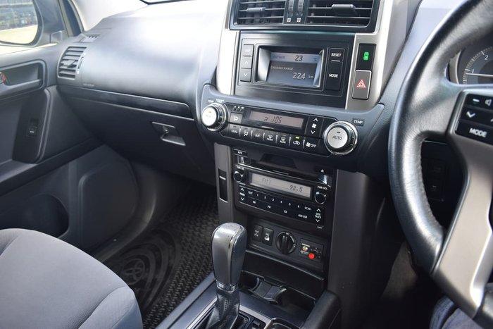 2012 Toyota Landcruiser Prado GX KDJ150R 4X4 Constant Silver