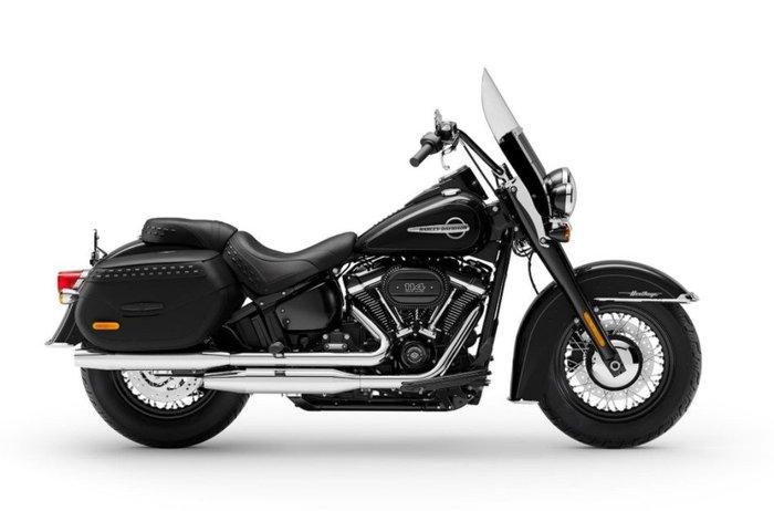2020 Harley-davidson FLHCS HERITAGE CLASSIC 114 BLACK