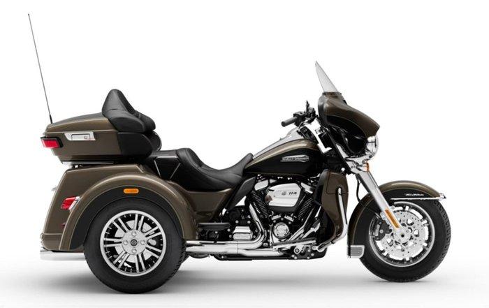2020 Harley-davidson FLHTCUTG TRI GLIDE ULTRA BLACK