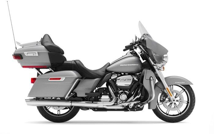 2020 Harley-davidson FLHTK ULTRA LIMITED BLACK