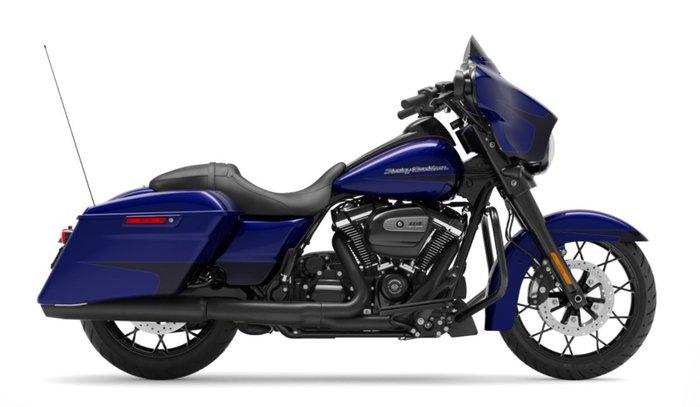 2020 Harley-davidson FLHXS STREET GLIDE SPECIAL BLACK