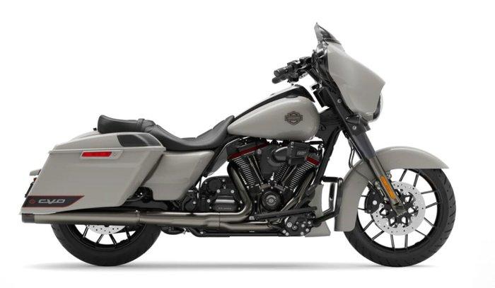 2020 Harley-davidson FLHXSE CVO STREET GLIDE BLACK