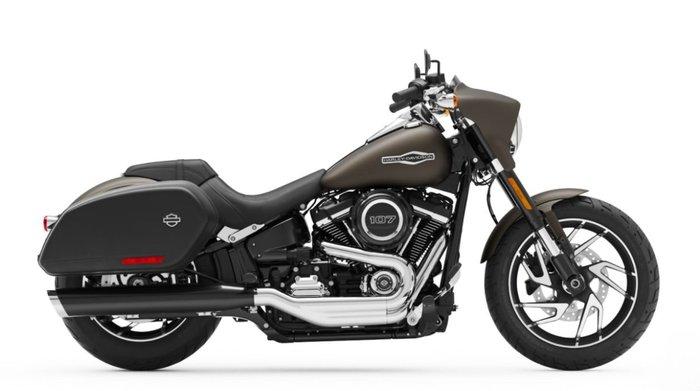 2020 Harley-davidson FLSB SPORT GLIDE BLACK