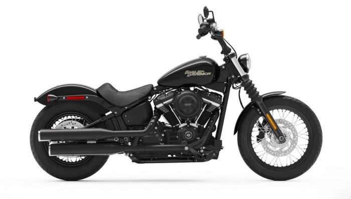 2020 Harley-davidson FXBB STREET BOB (107) BLACK