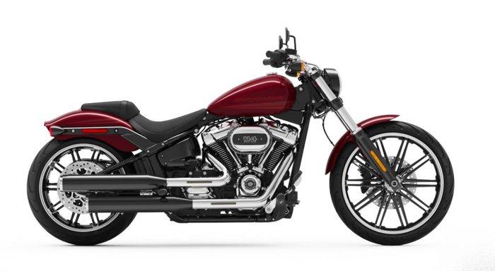 2020 Harley-davidson FXBRS BREAKOUT (114) BLACK