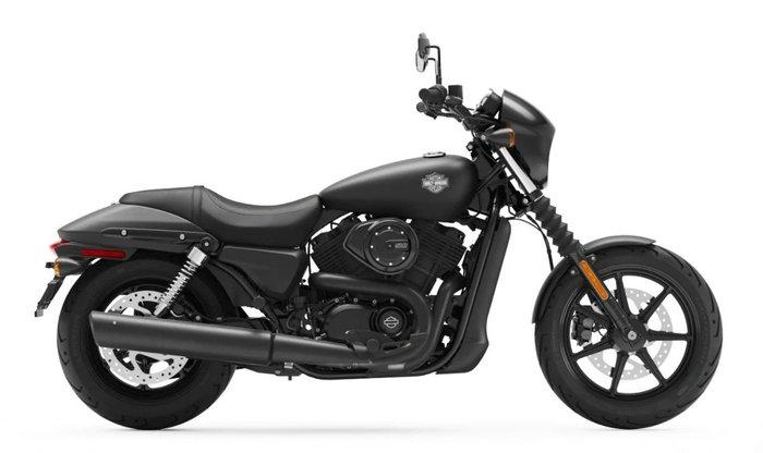 2020 Harley-davidson XG500 STREET 500 BLACK