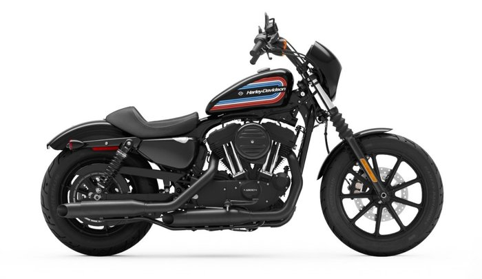 2020 Harley-davidson XL1200NS IRON 1200 BLACK