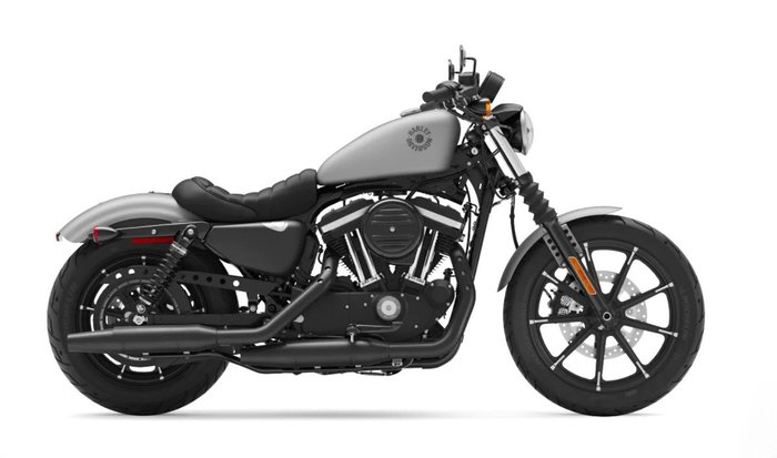 2020 Harley-davidson XL883N IRON 883 BLACK