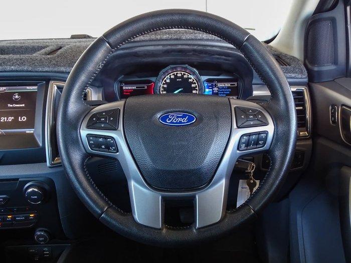 2016 Ford Ranger XLT PX MkII 4X4 Dual Range Red