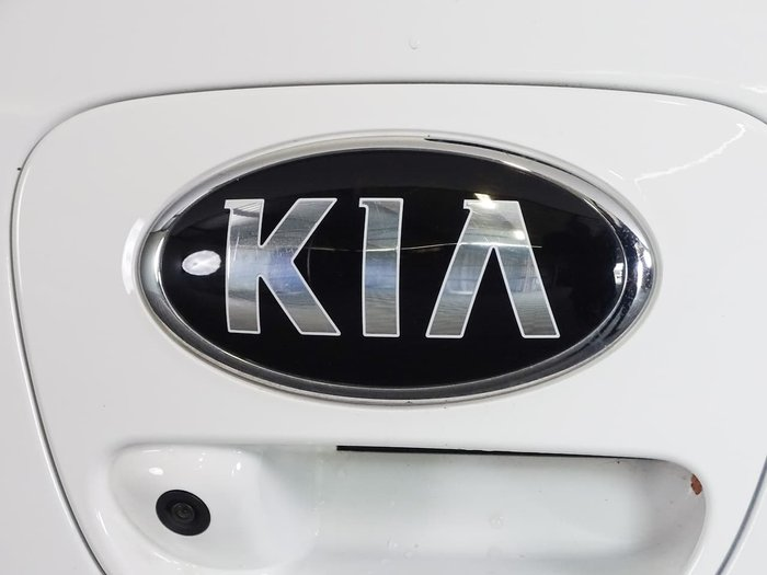 2017 Kia Picanto Si TA MY17 White