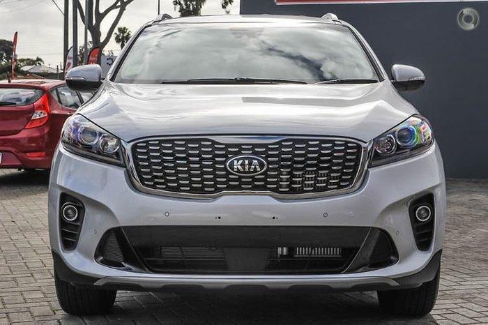2019 Kia Sorento SLi UM MY20 4X4 On Demand Silky Silver