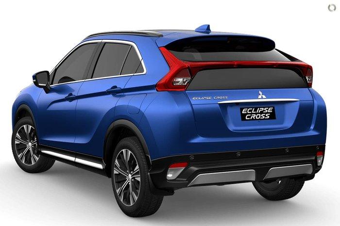 2020 Mitsubishi Eclipse Cross Exceed YA MY20 Blue