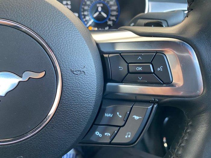 2018 Ford Mustang GT FN MY18 Orange