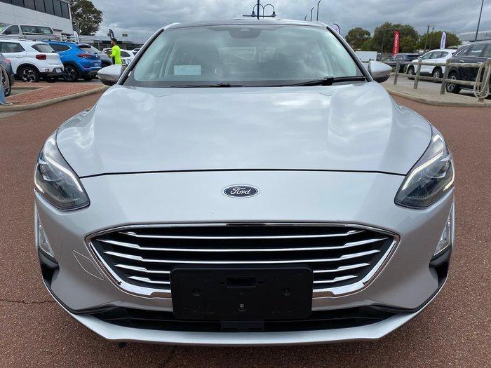 2018 Ford Focus Titanium LZ Silver