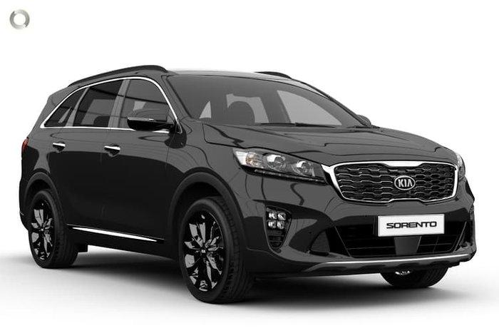 2020 Kia Sorento Black Edition UM MY20 Black