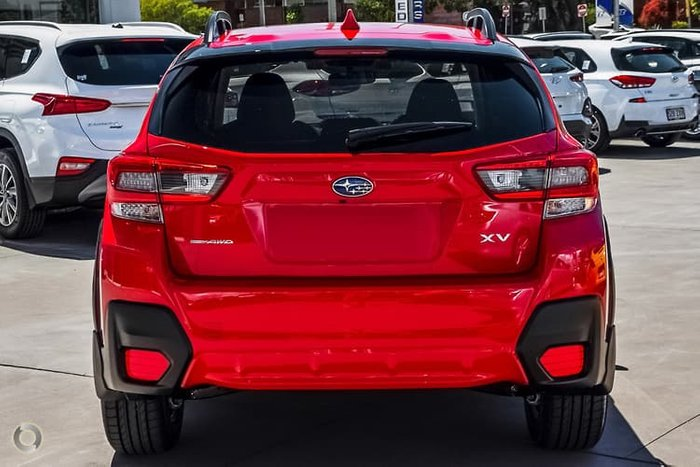 2020 Subaru XV 2.0i-L G5X MY20 Four Wheel Drive Red