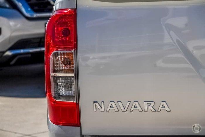2020 Nissan Navara SL D23 Series 4 4X4 Dual Range Silver