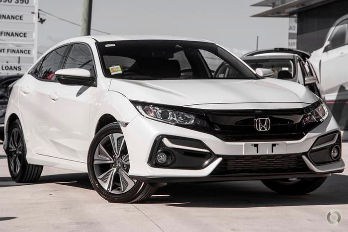 2020 Honda Civic VTi-L 10th Gen MY20 White