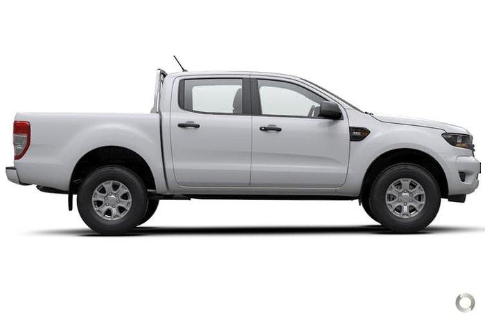 2020 Ford Ranger XLS PX MkIII MY20.75 4X4 Dual Range White