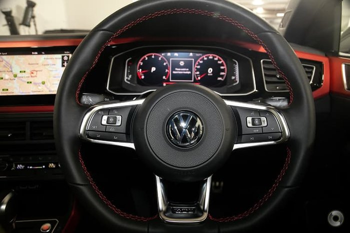 2020 Volkswagen Polo GTI AW MY20 Grey