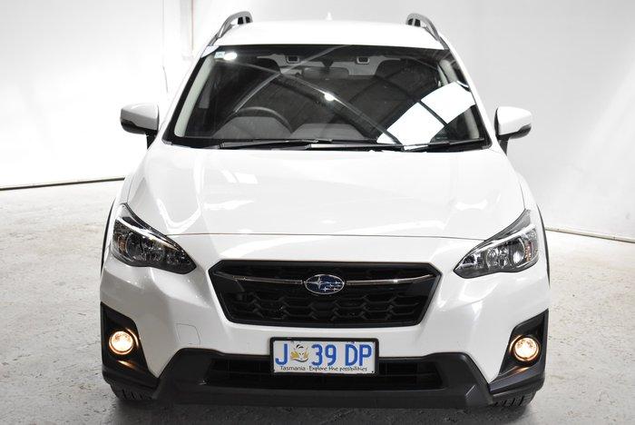 2020 Subaru XV 2.0i-L G5X MY20 Four Wheel Drive White