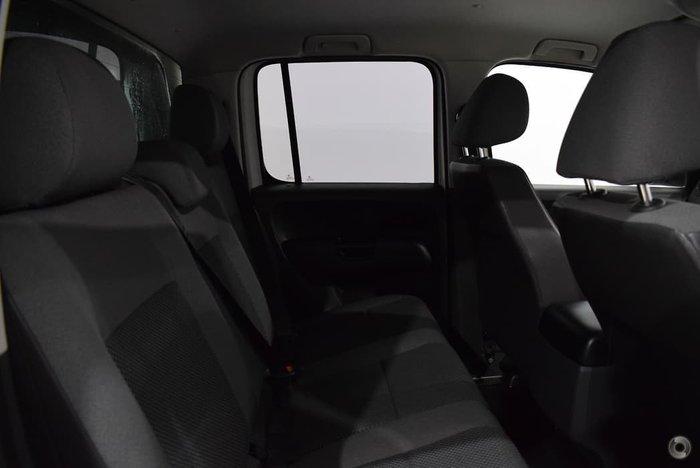 2011 Volkswagen Amarok TSI300 2H MY12 White