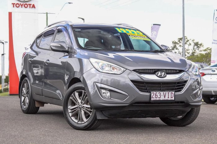 2014 Hyundai ix35 Elite Series II Grey