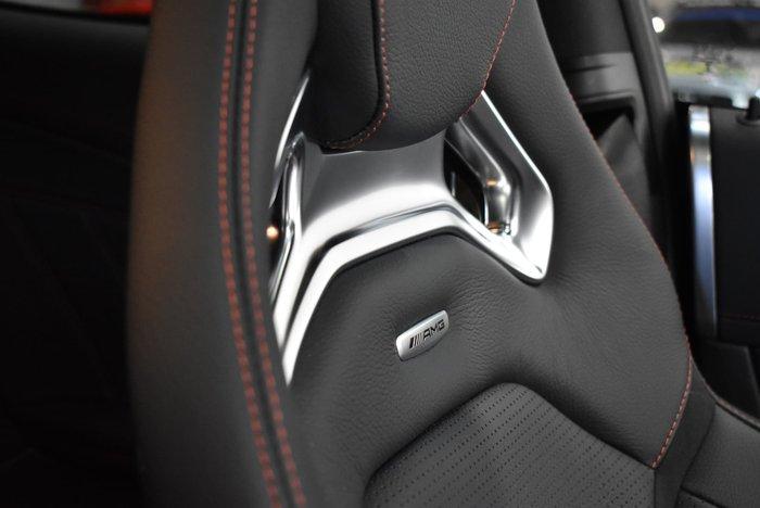 2018 Mercedes-Benz C-Class C43 AMG C205 Four Wheel Drive Black
