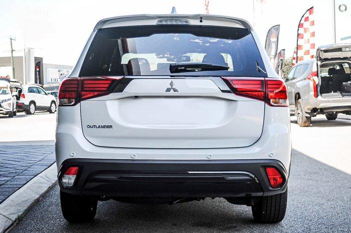 2020 Mitsubishi Outlander Black Edition ZL MY20 White