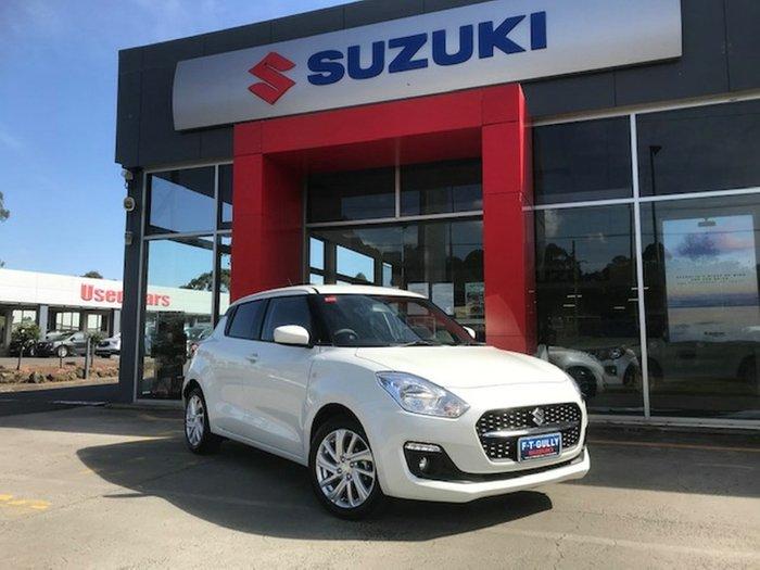 2020 SUZUKI SWIFT GL NAVIGATOR SERIES II PURE WHITE