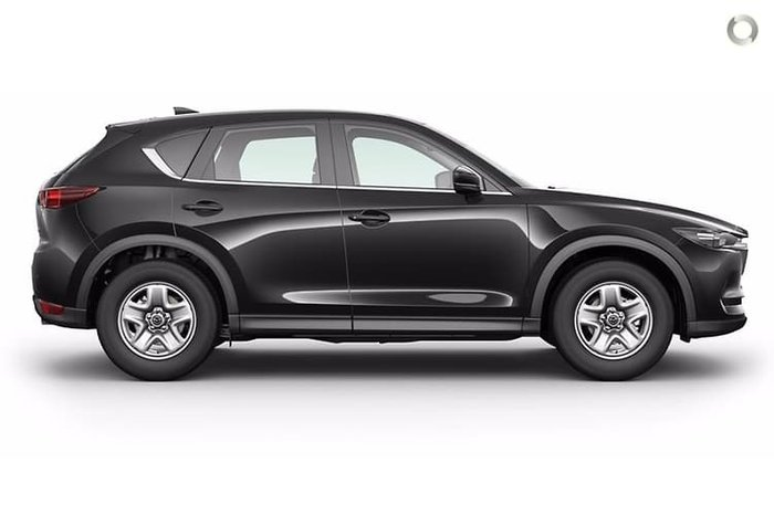 2020 Mazda CX-5 Maxx KF Series Black