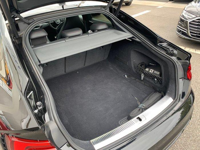 2018 Audi RS5 F5 MY19 Four Wheel Drive Black