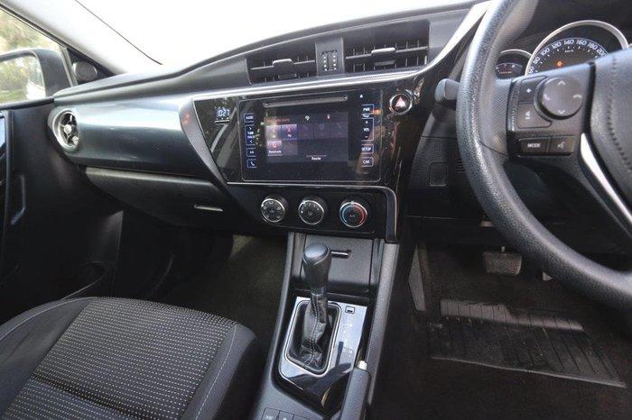 2016 Toyota Corolla Ascent ZRE182R Silver