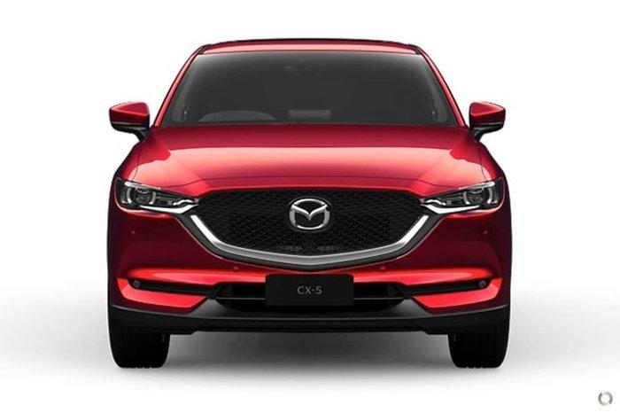 2020 Mazda CX-5 Akera KF Series 4X4 On Demand Red
