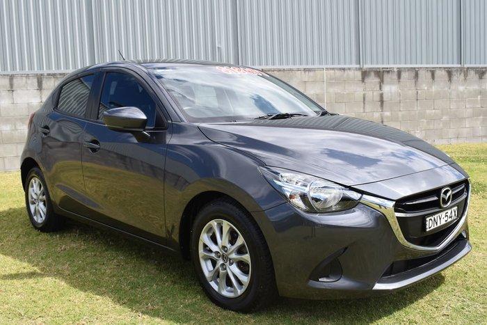 2017 Mazda 2 Maxx DJ Series Grey