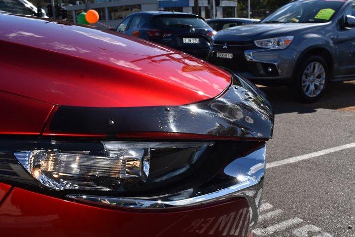 2019 Mazda 3 G20 Touring BP Series Red