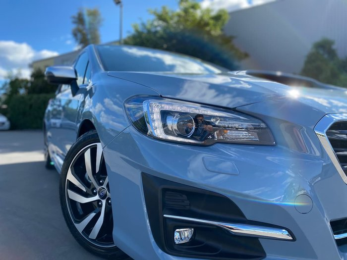2020 Subaru Levorg 2.0 GT-S V1 MY20 Four Wheel Drive Grey