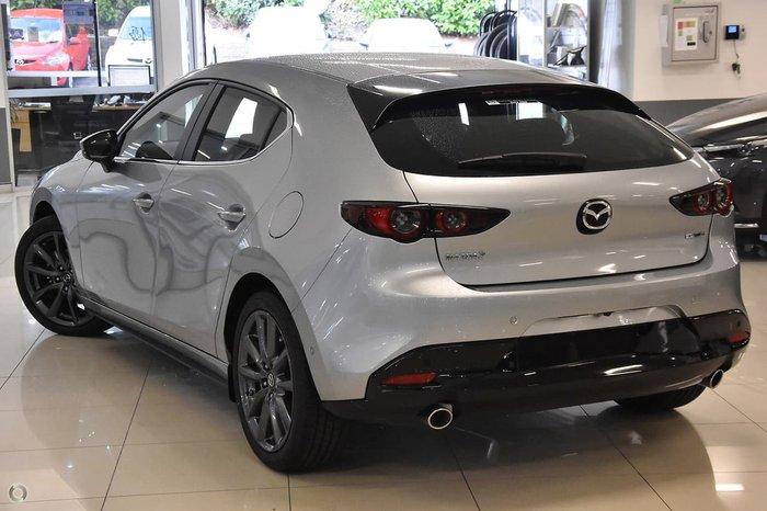 2020 Mazda 3 G20 Evolve BP Series Sonic Silver