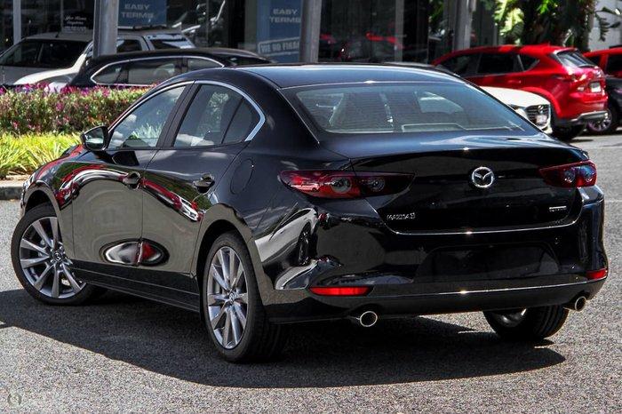 2020 Mazda 3 G20 Evolve BP Series Jet Black