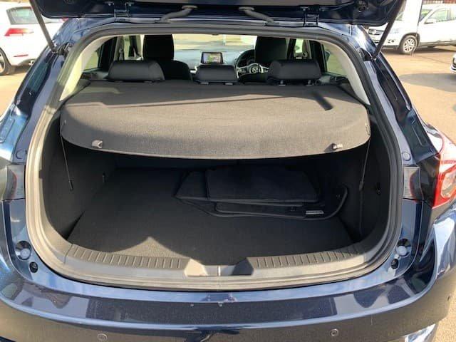 2016 Mazda 3 Maxx BN Series Blue