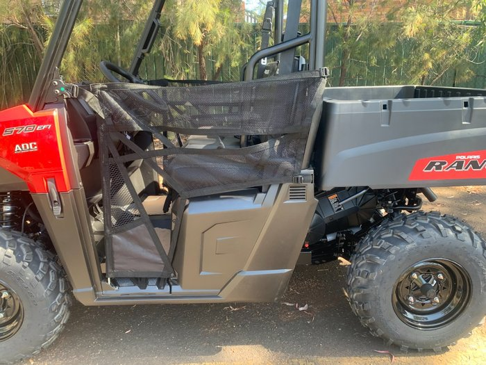 2021 Polaris 2021 POLARIS 570CC RANGER 570 HD EPS ATV Red