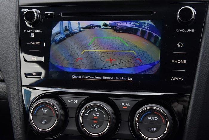 2020 Subaru WRX Club Spec V1 MY20 Four Wheel Drive Blue
