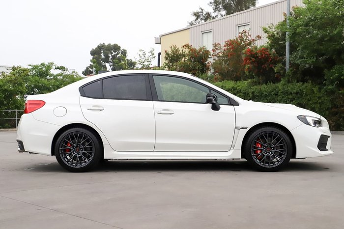 2020 Subaru WRX Club Spec V1 MY20 Four Wheel Drive White