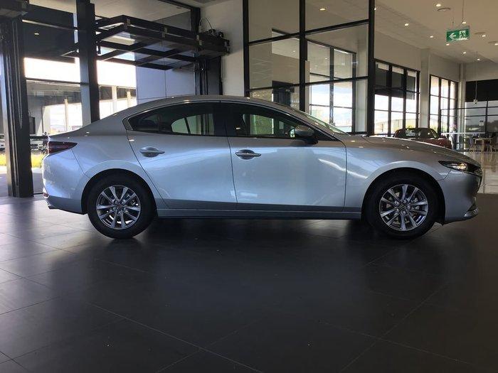 2020 Mazda 3 G20 Pure BP Series Silver